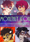 Monthly Icon Raffle - Closed by geotalon