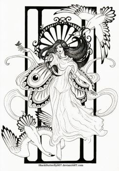 Art Nouveau by Si3art