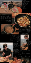 Oyakodon - how to by BrocX