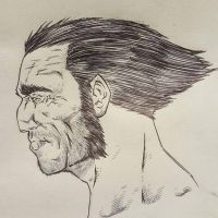 LOGAN Profile by drawhard