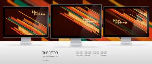wallpaper 44 the retro by zpecter