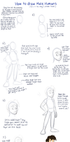 Tutorial how to draw guys by Domestic-hedgehog
