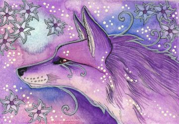 Violet Series - 01. Fox by Ravenari