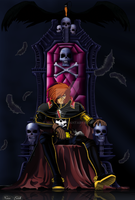 Captain Harlock by Niiii-Link