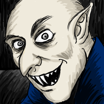 Nosferatu by MikeYoungster