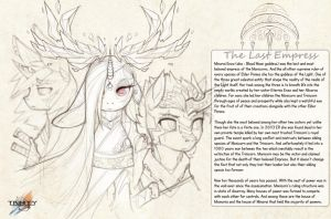 The last Empress by Legacy350