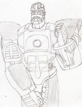 League of the Convoys: BM Optimus Primal 2 by UnicronHound