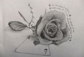 Rose by 5h3ll3x