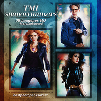 Photopack 5679 - Shadowhunters. by southsidepngs
