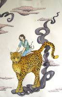 The Leopard of Little Breezes by Vaetra