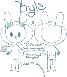 Kyle Ref (Currently most active sona) by Narunar