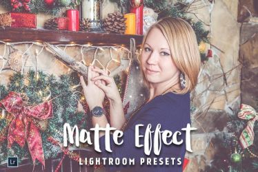 20 Free Matte Effect Lightroom Presets by symufa