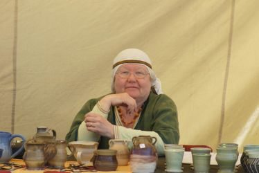 Medieval Potter .. amazing work. by scratzilla