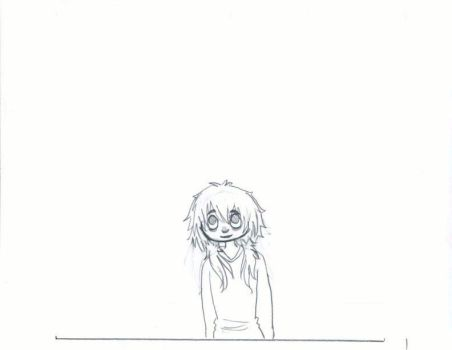Aoba blinking animation by KATCOO13