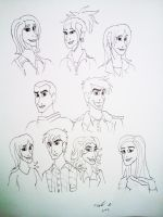 Doctor Who: Doctors companions Disneyfied by JediBandicoot