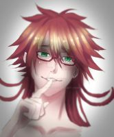 Grell (colored) by HecticWu