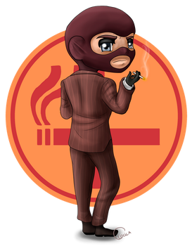 Spy by thelittleanimals