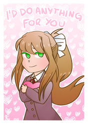 I'd do anything for you by Frinia
