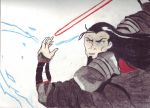 Sith Lord Ozai by Caranth