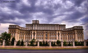 Palace of the Parliament I by DegradeFlower