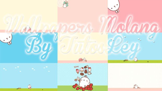 Wallapers Molang by leyfzalley
