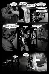 Inferno issue 2 pg 5 by jonrosscomics