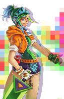 Arcade Riven by MICE-KING