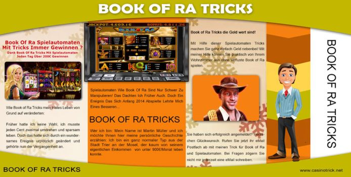 Book Of Ra Tricks by RouletteStrategie