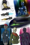 Notes from the UNIverse #1 by Colonel-Gabbo
