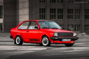 1983 VW Derby I by AmericanMuscle
