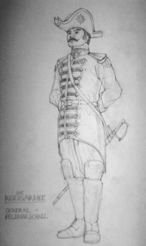 Reich Officer by LucreziaNavarre
