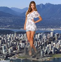Nina Agdal in Vancouver by Cinematic-GTS