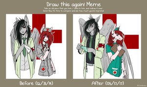 [ Meme ] Draw this again #1 by Umbrace
