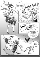 Sailor Moon vs Cherry Pie 1 by Moonie-Dreamer