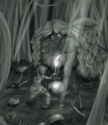 Day 14: Swamp by Lady-of-Link