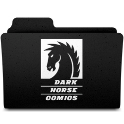 Dark Horse Comics Folder by Crisds03
