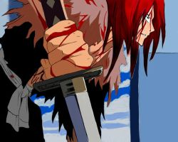 Renji's Last Attempt by elemenohpe