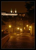 Night Prague XVII by semik
