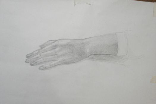Hand by mittas