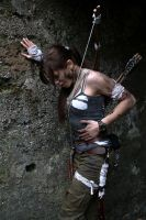 Lara Croft - TR 2013 - 06 by ImeldaCroft