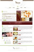 WEB DEISGN-NiceRice_homepage01 by woser5
