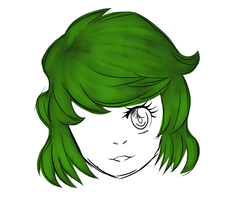 Hair Anime Test by scp-868