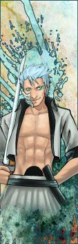 grimmjow by rachelle