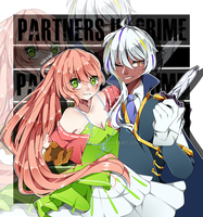 [CE] Partners In Crime by WitoruniP
