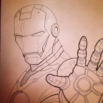 Ironman by enricobotta
