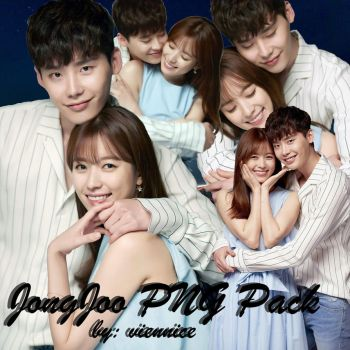 JongJoo PNG Pack by viennice by viennice