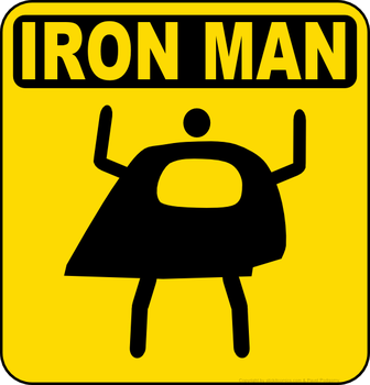 Iron Man by Mutar