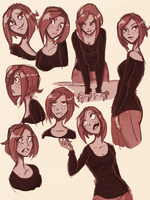 expressions by suzzannnn