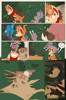 Team Lore - A Route to All Words pg. 3 by Novern