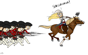 RUN RUN AS FAST AS YOU CAN - AC3 Shenanigans by Moose-On-Ice